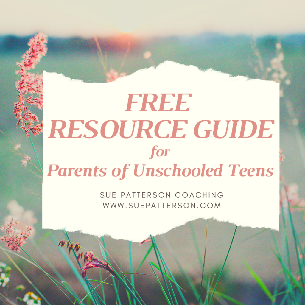 Free Guide for Parents of Teens