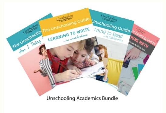 Unschooling Academics Bundle