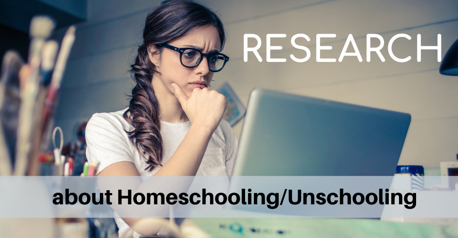 Homeschooling Research