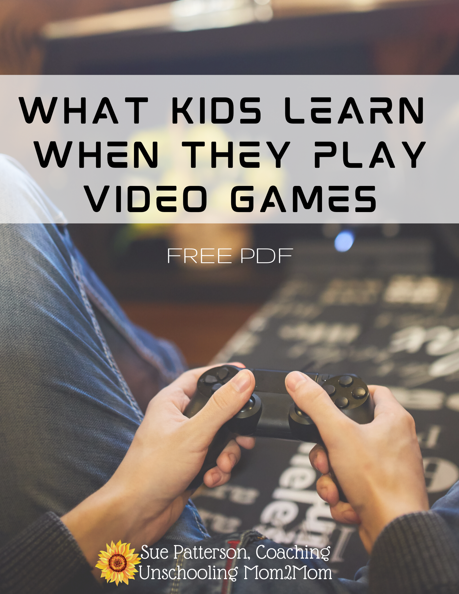 What Kids Learn When They Play Video Games