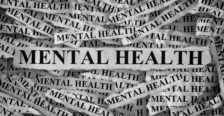 """For their Mental Health..."""