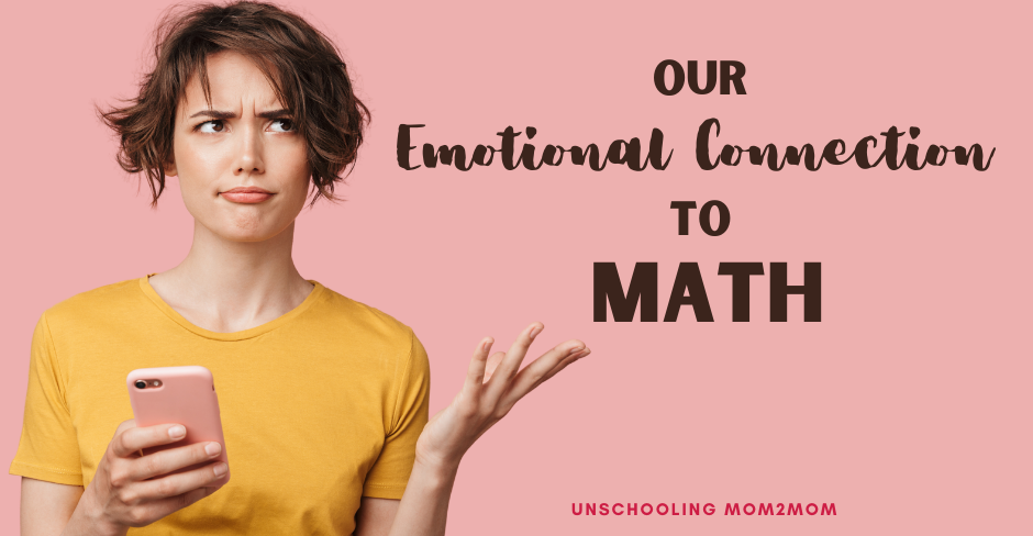 An emotional connection to math