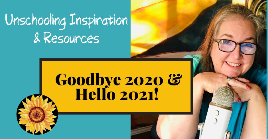 Goodbye 2020 - Hello 2021!