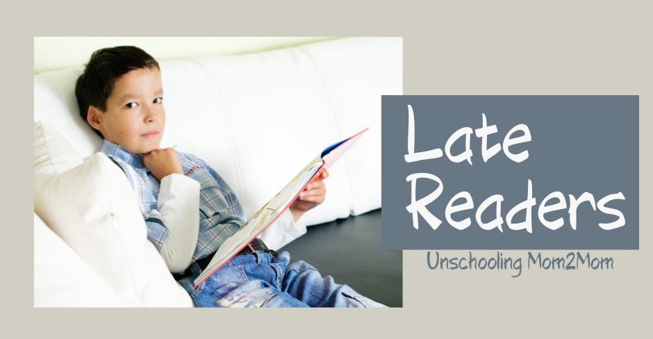 Late Readers