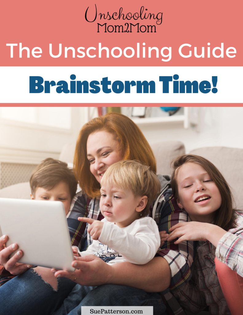 Unschooling Guide_ Brainstorming