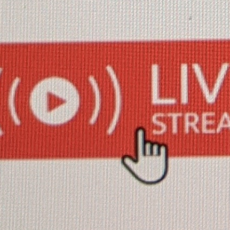 How to Watch Our Live Stream