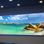 6ftX18ft LED Digital Wall Mural