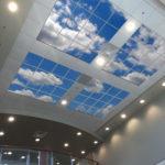 Artificial Sky lobby
