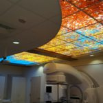 Hospital Healing Art LED Skylight