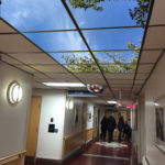 LED skylight hospital lighting