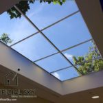 LED skylight office