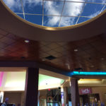 casino artificial sky ceiling