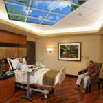 hospital ceiling art