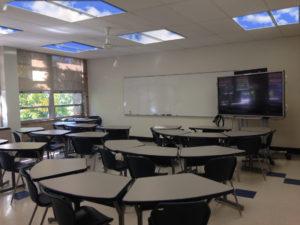 k12 classroom design by Artificial Sky
