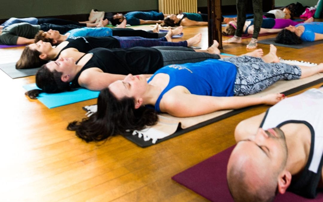5 reasons to get to your mysore yoga class: