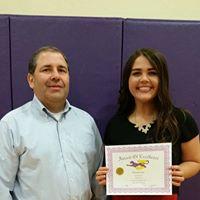 Tyler's TEAM Foundation Scholarship Recipient from Juda