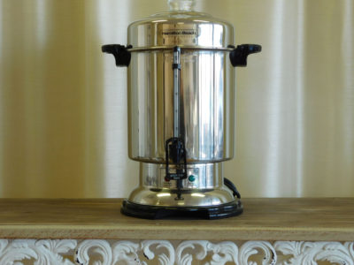 Coffee Urn for event rental