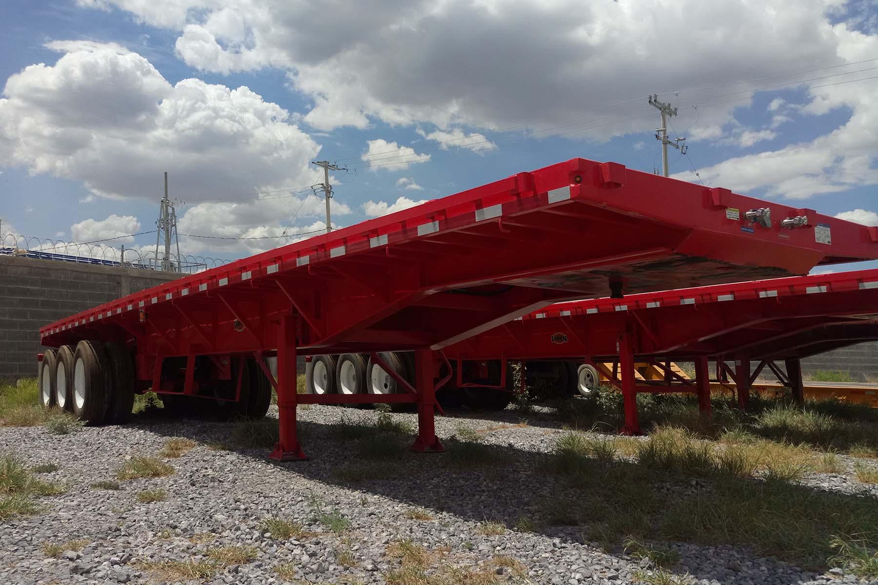 Plataformas -  Liddell México
