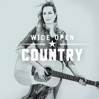 hilary williams wide open country