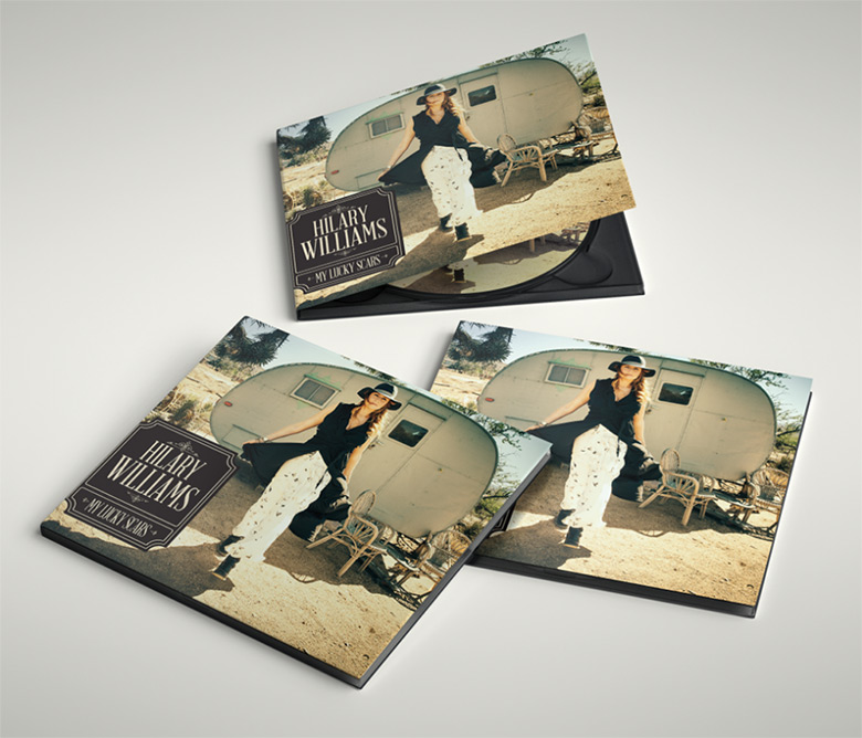 hilary williams store cd my lucky scars