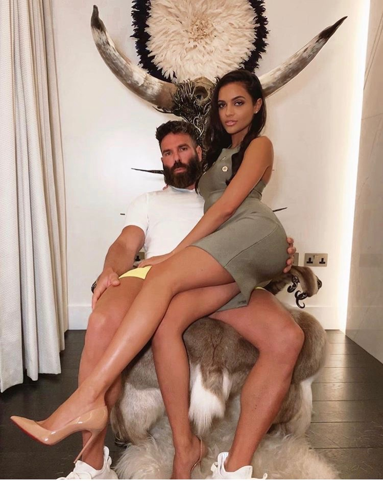 Dan Bilzerian & his girl
