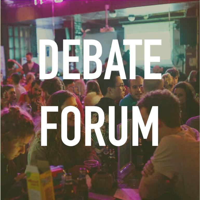Debate Forum