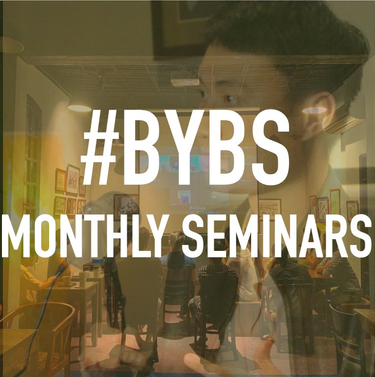 #BYBS Montly Seminars Cover