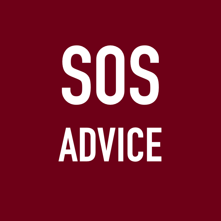 Gy's SOS Advice