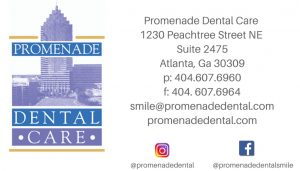 Contact Promenade Dental Atlanta