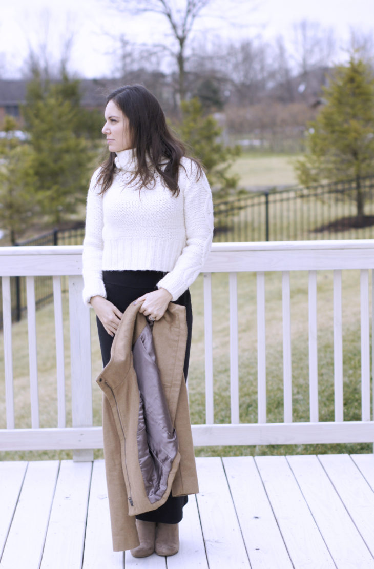 Winter Maxi Skirt | Style in Shape