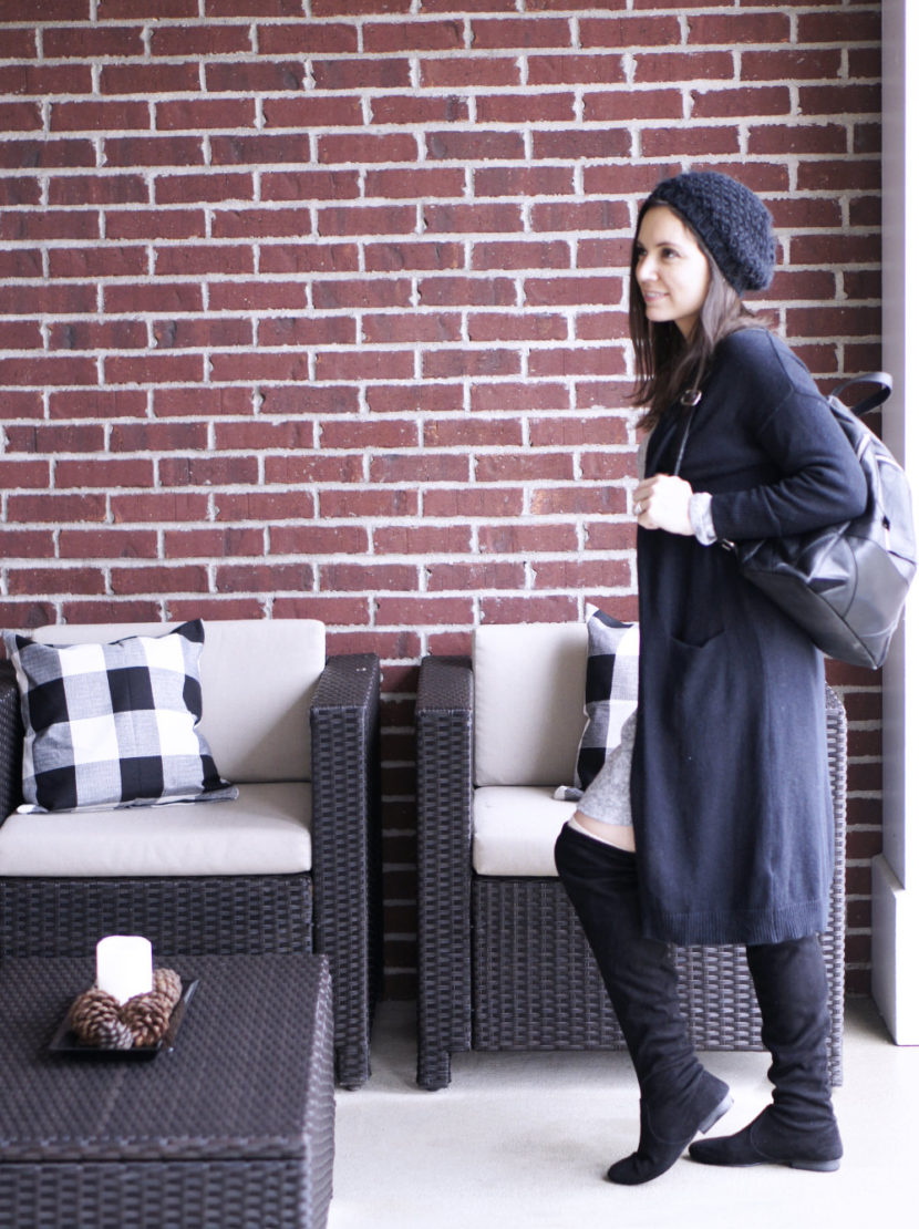 Layers for Later Winter    Style In Shape