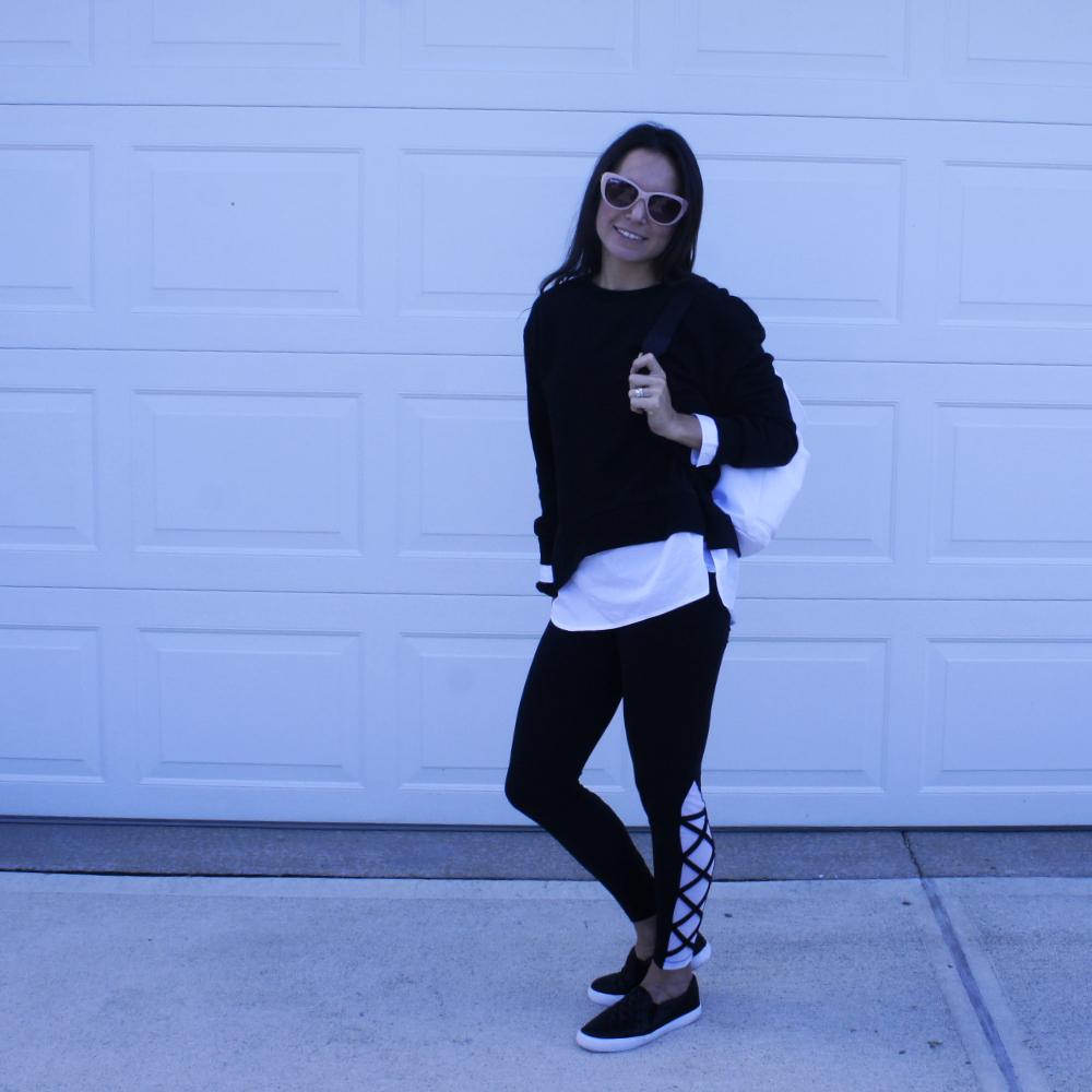 Easy Go To Sweatshirt | Style in Shape