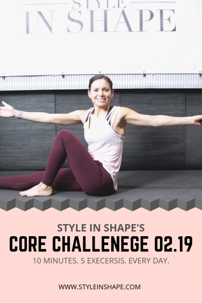 Core Challenge 02.19