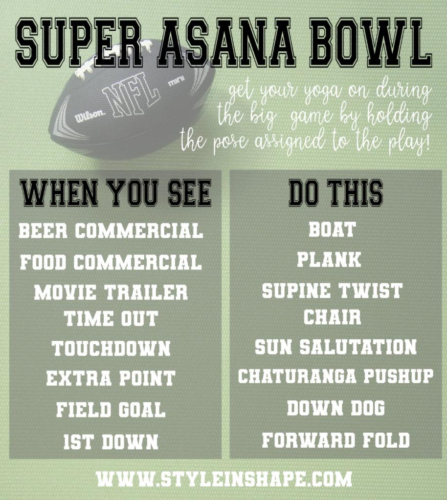 Super Asana Bowl