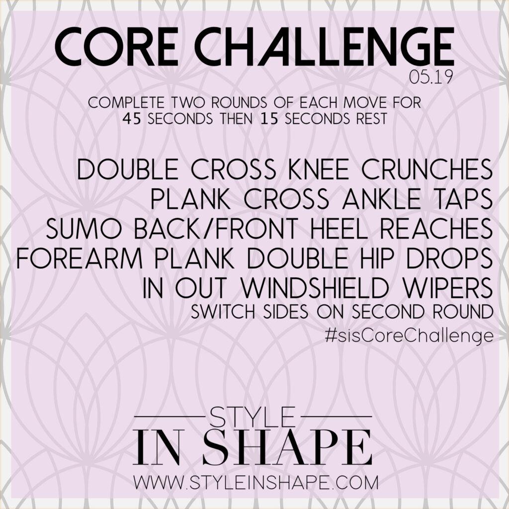 core challenge 05.19