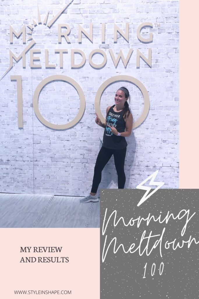 My Thoughts on Morning Meltdown 100