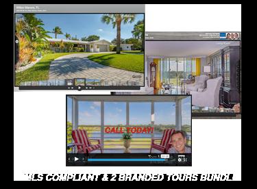 MLS COMPLIANT & BRANDED TOURS BUNDLE