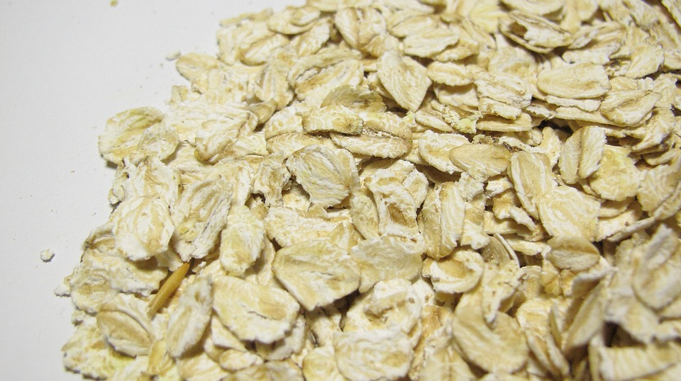 rolled oats