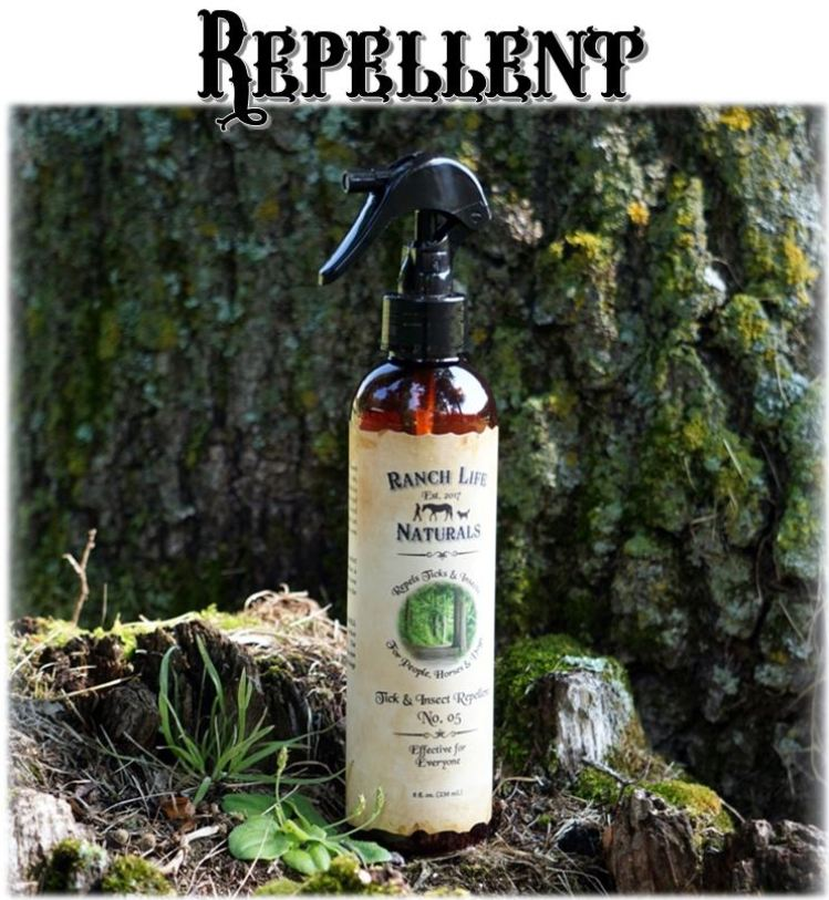 Woodtick & Insect Repellent