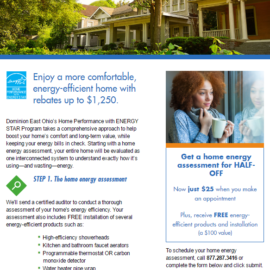 Energy Efficiency Program for Up to $1,250 in Insulation Rebates