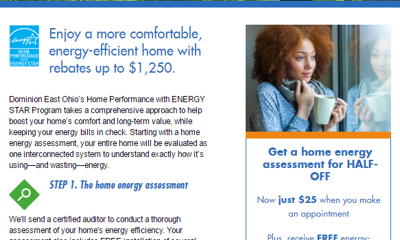 Cleveland Insulation Company Energy Star Rebates