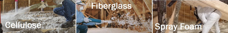 cellulose v. spray foam insulation