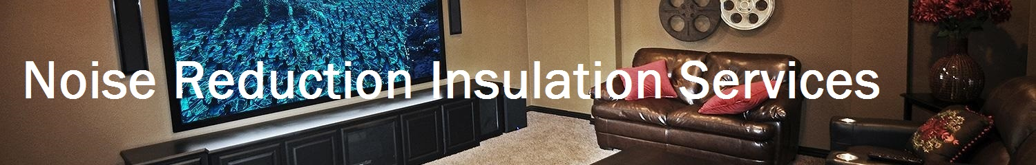 sound proof insulation Cleveland