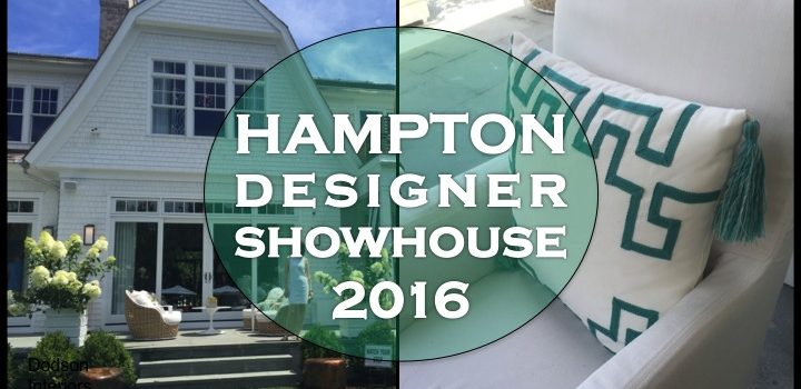 2016 Hampton Designer Showhouse