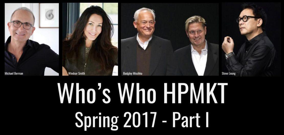 Spring 2017 High Point Market