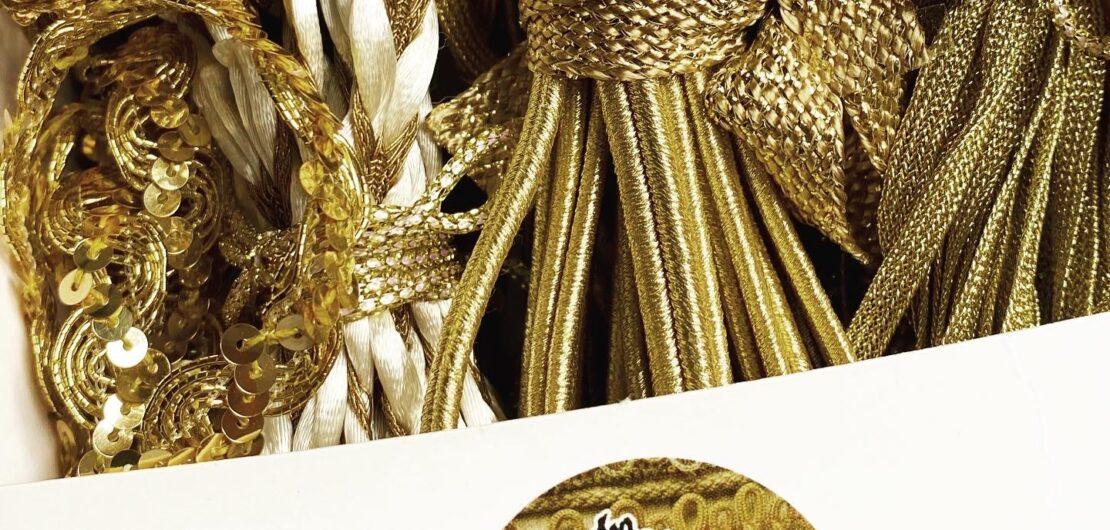 Gold Embellish Box