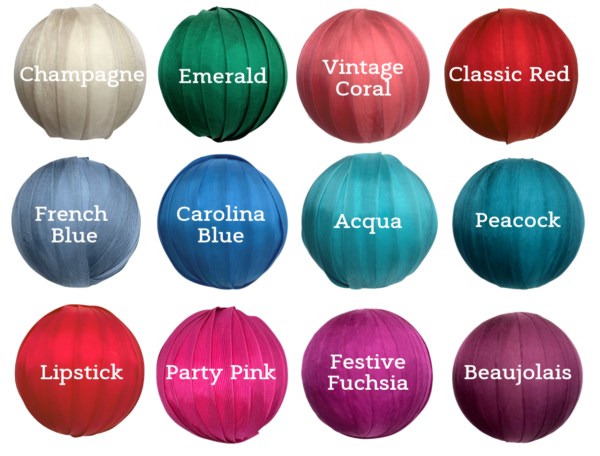 ornament Color Card