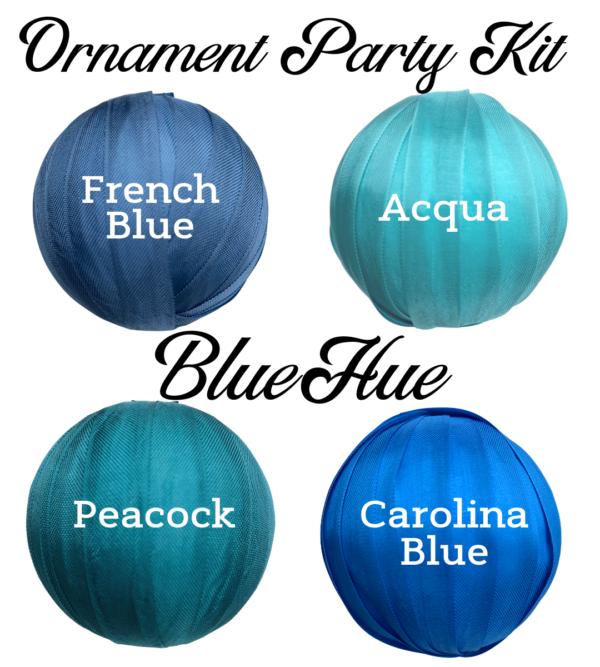 Trim Queen ornament Party kit