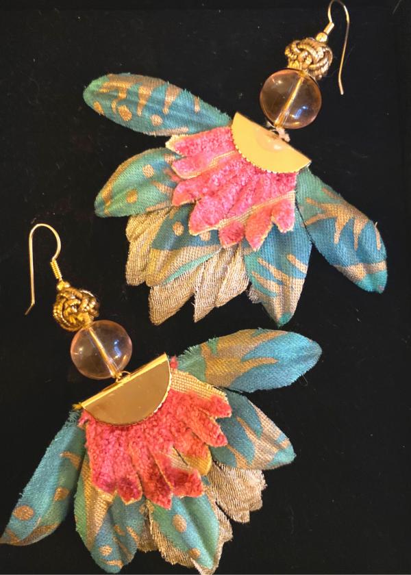 Fiori Earrings