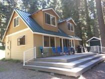 Hyatt Lake Cabin